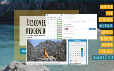 Nuovo Sito Web con Online Booking + Blog