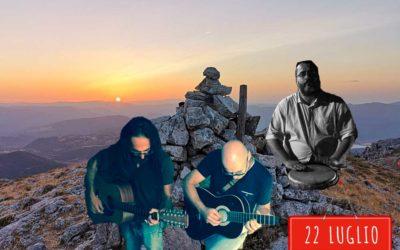 Tramonto e concerto sul Montalbo